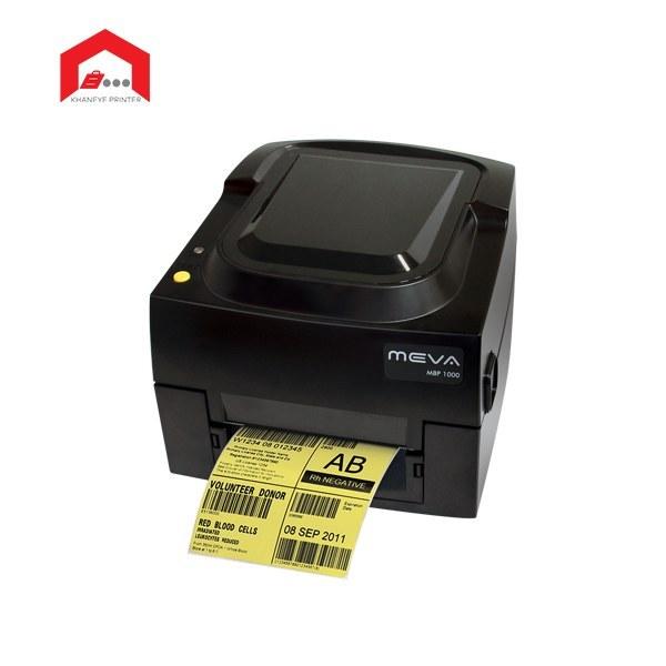 تصویر پرینتر لیبل زن میوا مدل MBP-1000 Label Printer Meva MBP-1000