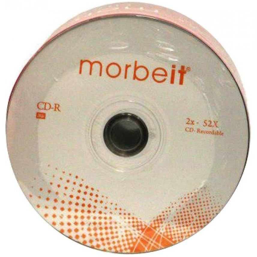 عکس سی دی خام 50 عدد Morbit  سی-دی-خام-50-عدد-morbit