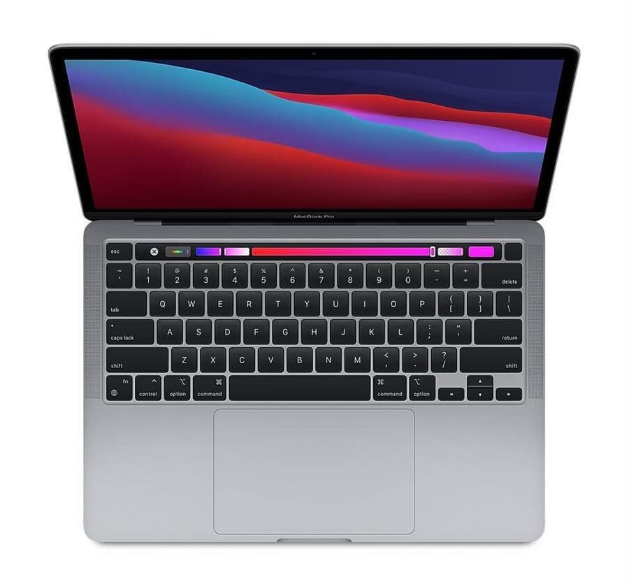تصویر لپ تاپ اپل 8GB RAM | 512GB SSD | M1 | MYD92 Apple MYD92