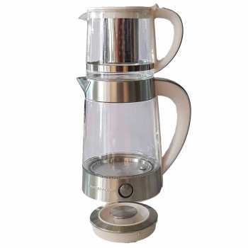 تصویر چای ساز هاردستون مدل TKG1711W Hardstone TKG1711W Tea Maker
