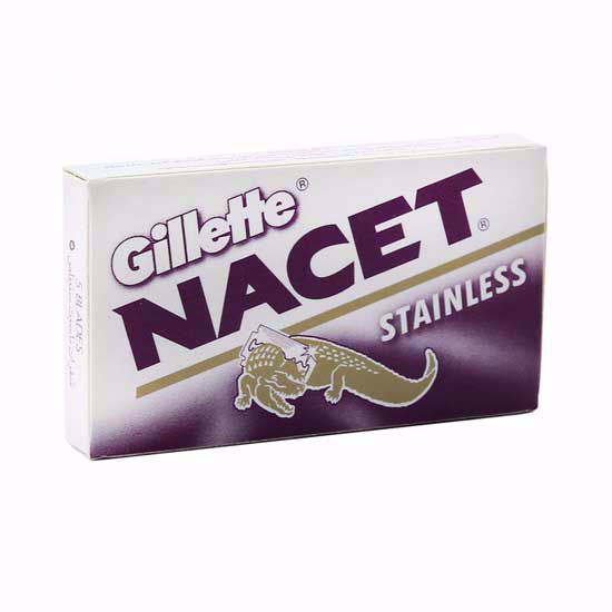 تیغ یدک اصلاح ژیلت مدل NACET **