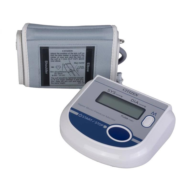 main images فشارسنج بازویی سیتی زن Upper arm Blood Pressure Monitor CH-452 AC