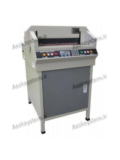 دستگاه برش برقی کاغذ تمام اتوماتیک +450VGS