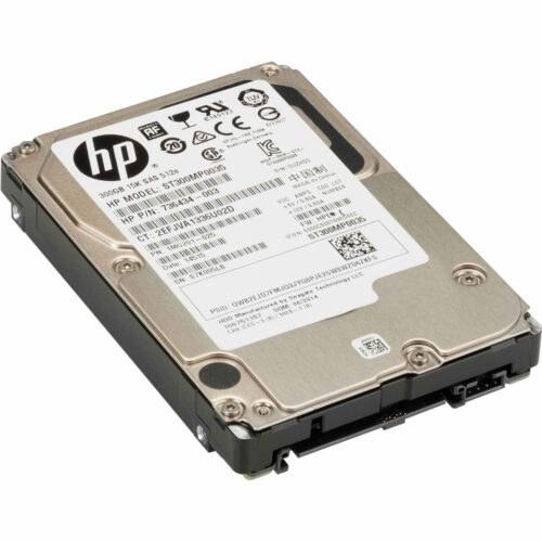 تصویر هارد سرور 600 گیگ HP 10K SAS ا HP Server SAS HDD 600GB 10K HP Server SAS HDD 600GB 10K