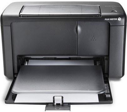 تصویر پرینتر لیزری P215 b  فوجی زیراکس Fuji Xerox LaserJet DocuPrint P215 b Printer