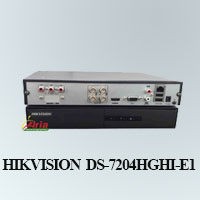main images HIKVision HD-TVI TURBO HD DS-7204HGHI-E1 HIKVision HD-TVI TURBO HD DS-7204HGHI-E1