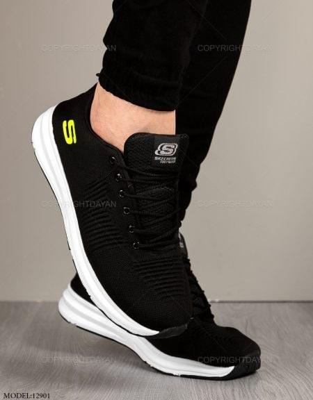 تصویر کفش مردانه Skechers مدل 12901