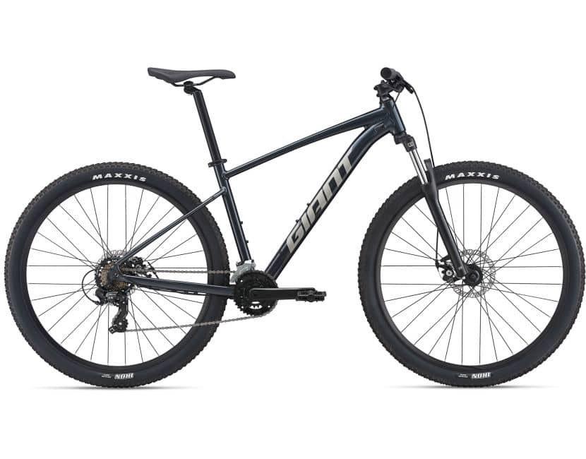 تصویر دوچرخه جاینت تالون 4 29 (2021) مشکی متالیک کد-G21B1055