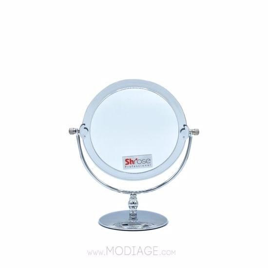 آینه رو میزی استیل شی رز Sh-Rose | Sh-Rose mirror