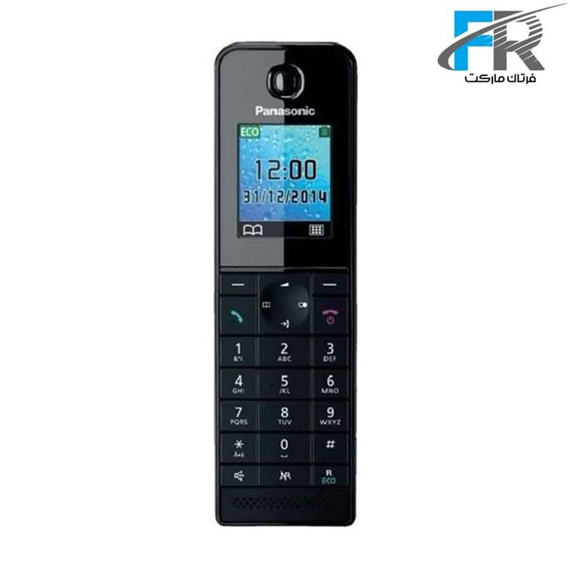 تصویر گوشی بی سیم اضافه پاناسونیک مدل KX-TGHA20 Panasonic KX-TGHA20 Additional Handset