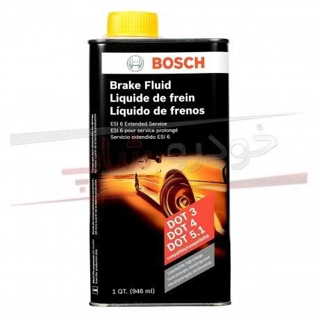 تصویر روغن ترمز ESI6-32N بوش حجم 946 میلی لیتر Bosch ESI6-32N Brake Fluid