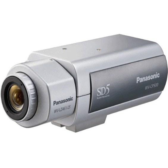 تصویر Panasonic WV-CP500/G Security Camera دوربین مداربسته پاناسونیک مدل WV-CP500/G