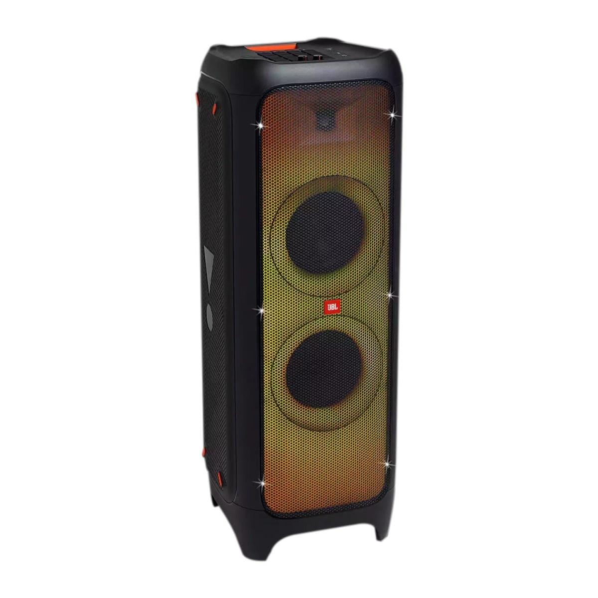 تصویر اسپیکر بلوتوثی قابل حمل جی بی ال مدل Party Box 1000 JBL Party Box 1000 Portable Bluetooth Speaker
