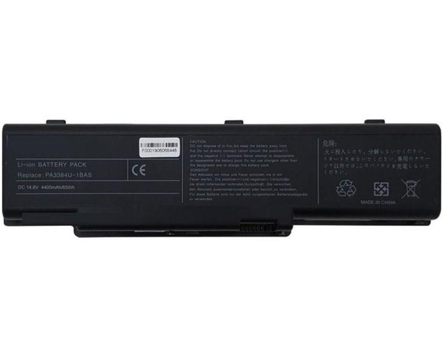 تصویر باتری لپ تاپ توشیبا مدل PA3382U-PA3384U