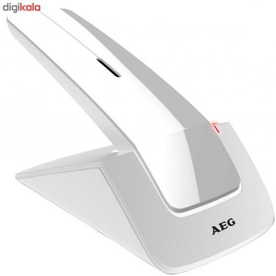 img تلفن بی سیم آ ا گ مدل Designer 10 AEG Designer 10 Cordless Telephone