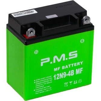 باتری موتور سیکلت پی ام اس مدل 12N94BMF  