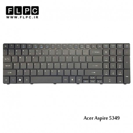 تصویر کیبورد لپ تاپ ایسر Acer Aspire 5349 Laptop Keyboard