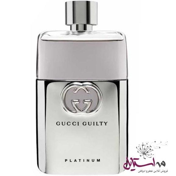 a11828335 لیست قیمت ادو تویلت مردانه گوچی مدل Guilty Black Pour Homme حجم 90 ...