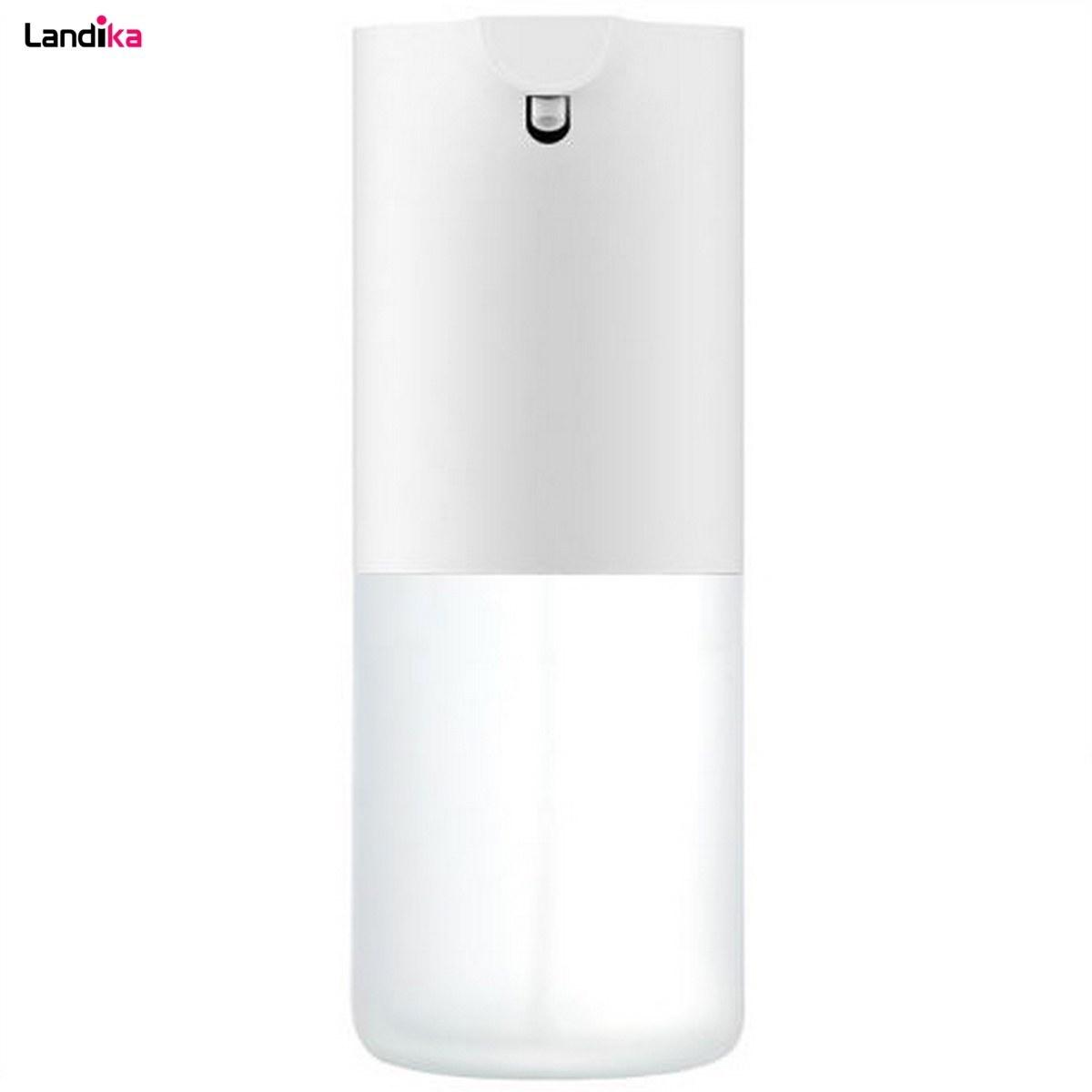 تصویر پمپ مایع دستشویی اتوماتیک میجیا مدل MJXSJ03XW Xiaomi MJXSJ03XW Mi Automatic Foaming Soap Dispenser