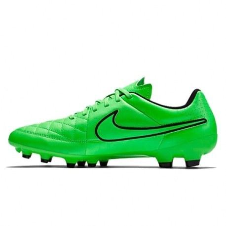 کفش فوتبال نایک تمپو جنیو Nike Tiempo Genio Leather FG 631282-330