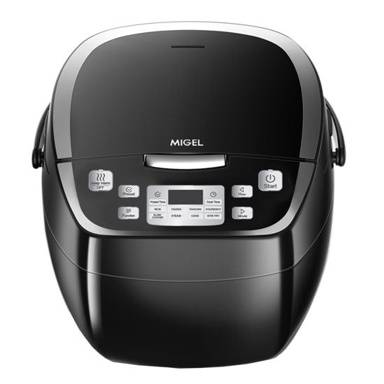 تصویر پلوپز میگل مدل Migel GRC 830 Migel GRC 830 Rice Cooker