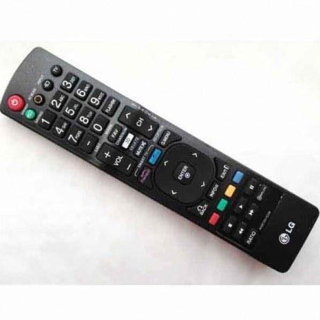 کنترل تلویزیون های LG