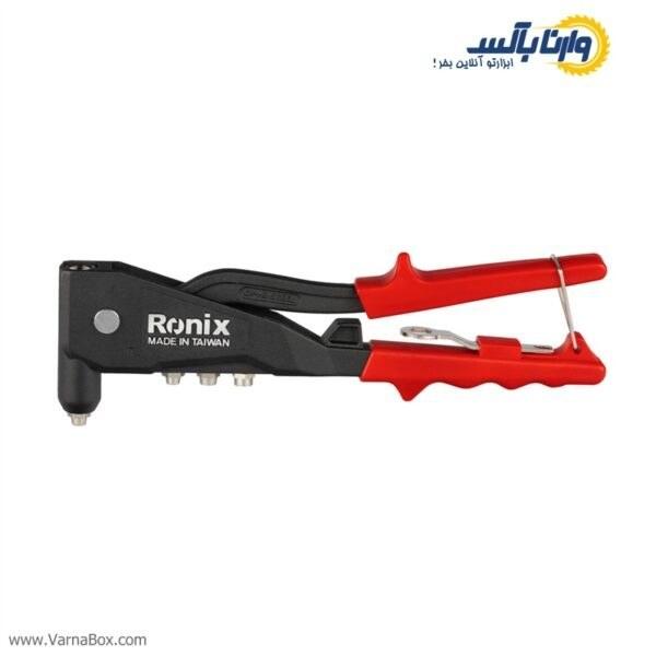 تصویر انبر پرچ دستی Ronix RH-1602 Ronix Super RH-1602 Hand Riveter