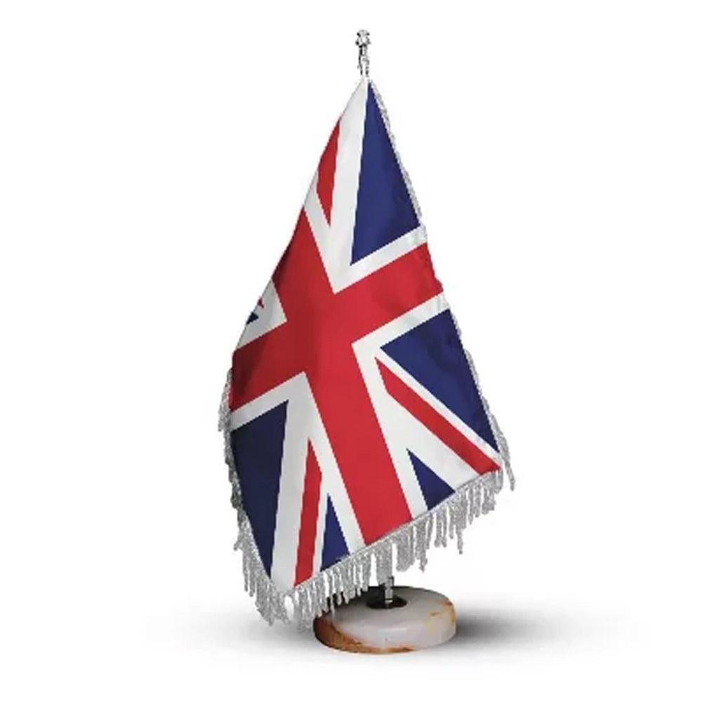 تصویر پرچم رومیزی و تشریفات کشور بریتانیا کد P1101