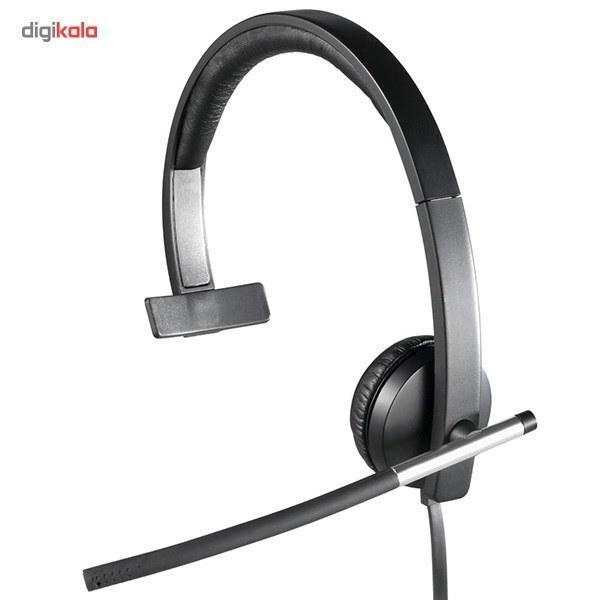 img هدست لاجی مدل H650e Mono Logi H650e Mono Headset