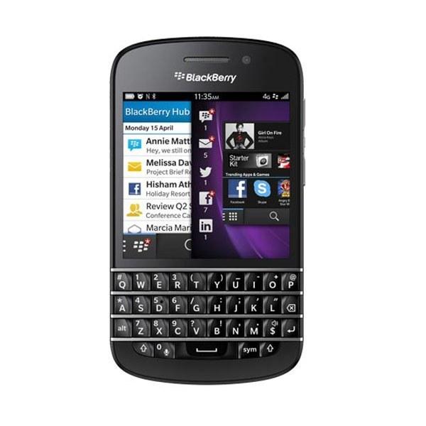 تصویر BlackBerry Q10-16GB
