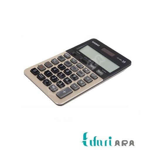 عکس ماشین حساب کاسیو مدل JS-40B Casio JS-40B Calculator ماشین-حساب-کاسیو-مدل-js-40b