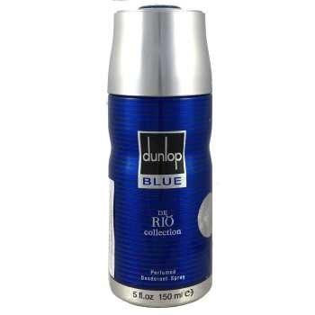 اسپری مردانه دریو کالکشن مدل Dunlop Blue حجم 150 میلی لیتر
