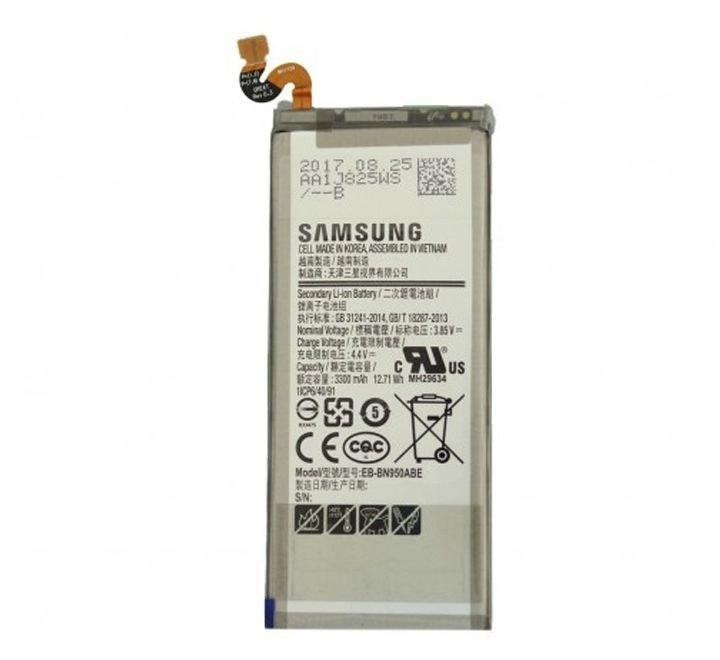 تصویر باتری اورجینال سامسونگ گلکسی نوت 8 Original Samsung Note 8 Battery