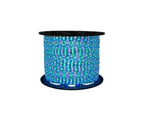 ریسه شلنگی ال ای دی 5050 RGB هفت رنگ متری