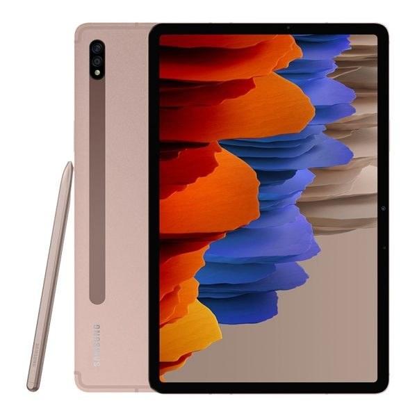 تصویر تبلت سامسونگ مدل Galaxy Tab S7 SM-T870 Wifi ظرفیت 128 گیگابایت