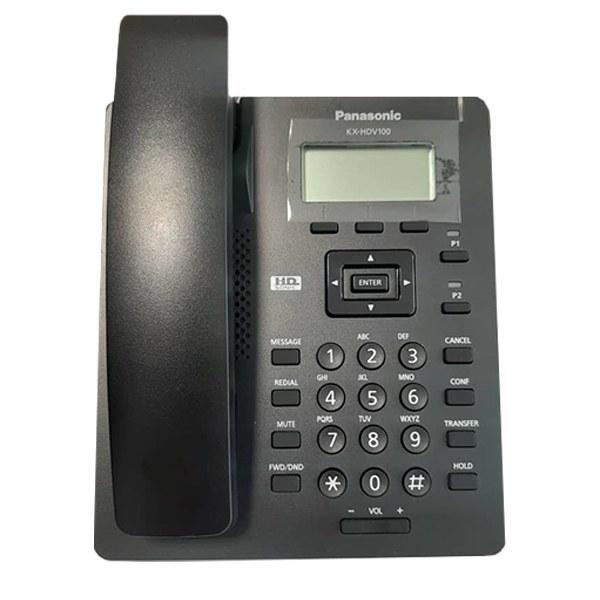تصویر تلفن پاناسونیک مدل KX-HDV100BX