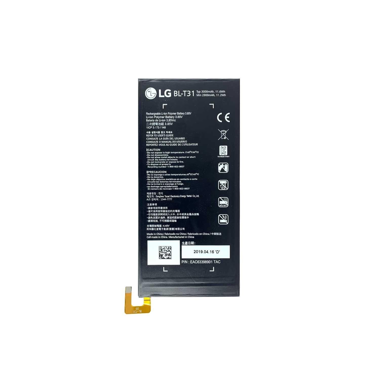 تصویر باتری تبلت ال جی LG G Pad F2 8.0 با کد فنی BL-T31