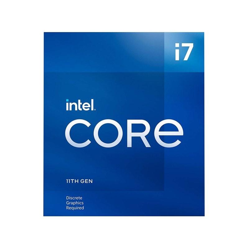 تصویر پردازنده اینتل مدل  Core i7 11700 Rocket Lake