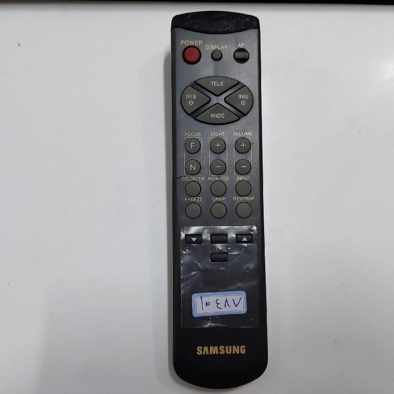 main images ریموت کنترل ویدئو پروژکتور سامسونگ SAMSUNG