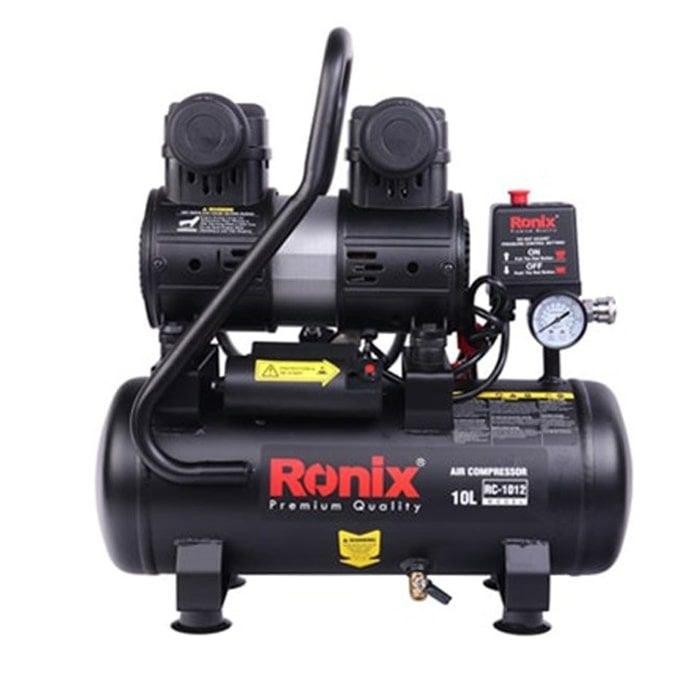 تصویر کمپرسور باد بیصدا رونیکس مدل RC-5012 ا RONIX RC-5012 Air Compressor RONIX RC-5012 Air Compressor