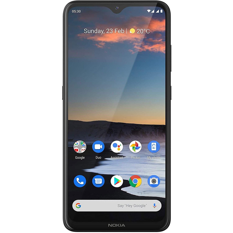 تصویر Nokia 5.3, 64+6 GB Nokia 5.3 TA-1234 DS Dual SIM 64GB Mobile Phone