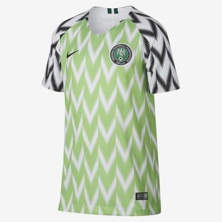 پیراهن اول تیم ملی نیجریه جام جهانی 2018 World cup Nigeria Stadium Home