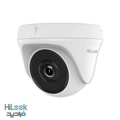 تصویر دوربین مدار بسته دام 4MP هایلوک مدل THC-T140-P HILOOK 4 MP Indoor Fixed Turret Camera