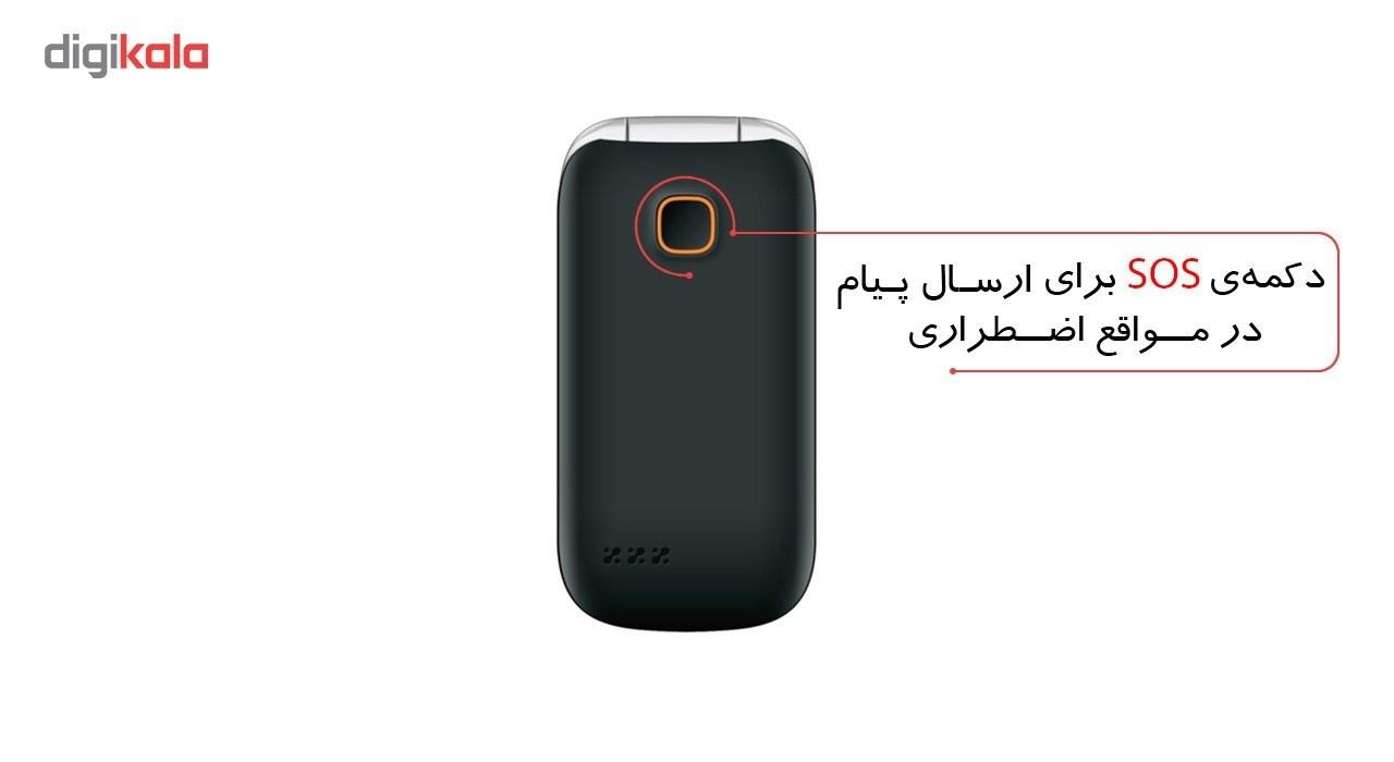 img گوشی موبایل اُرُد مدل F240D OROD F240D Mobile Phone