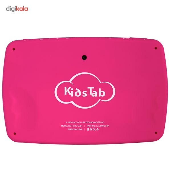 img تبلت آي لايف مدل Kids Tab 4 New Edition ظرفيت 8 گيگابايت i-Life Kids Tab 4 New Edition 8GB Tablet