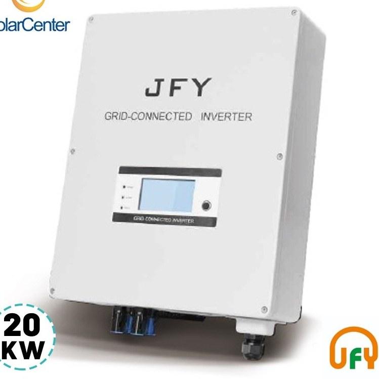 تصویر اینورتر 5 کیلو وات متصل به شبکه JFY مدل Sunseed 5000-TL (Sunseed 5000-TL)