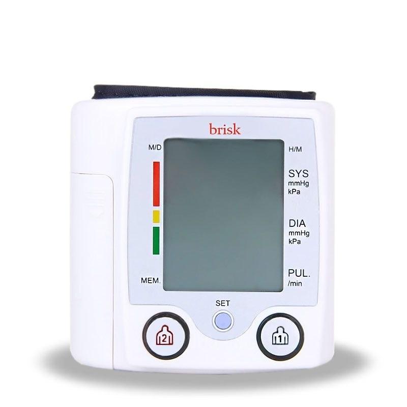 فشارسنج مچی بریسک Brisk Blood Pressure PG-800A