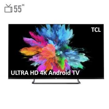 تصویر تلویزیون ال ای دی هوشمند تی سی ال مدل 55P8SA سایز 55 اینچ ا TCL 55P8SA Smart LED TV 55 Inch TCL 55P8SA Smart LED TV 55 Inch