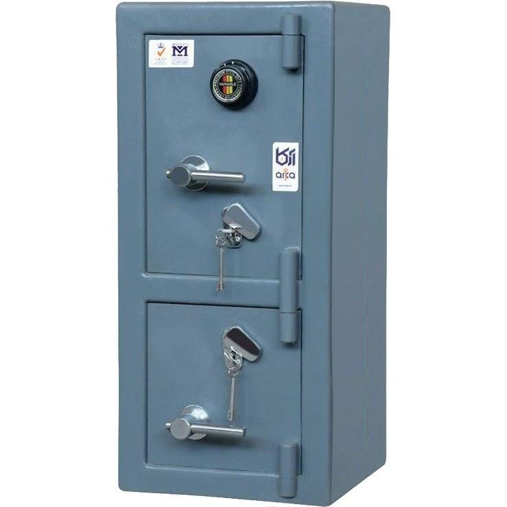 تصویر گاوصندوق آرکا مدل MS 150/2 مکانیکی Arka Mechanical Lock Safe Box MS 150/2