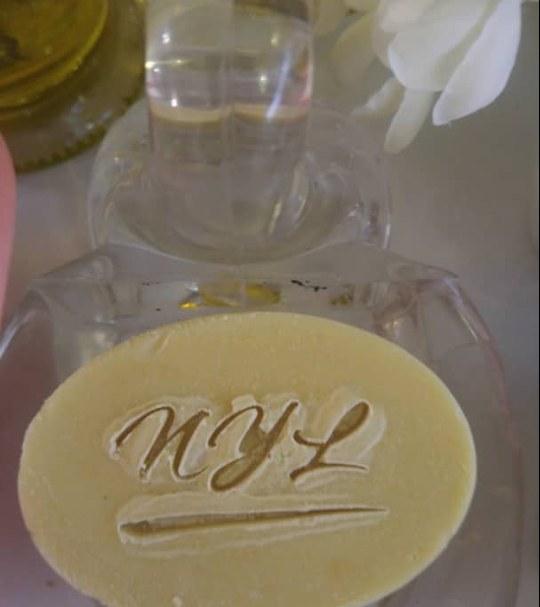 صابون سفیده تخم مرغ ارگانیک nyl